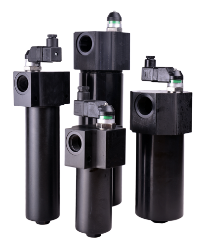 High Pressure Filter 210 Bar