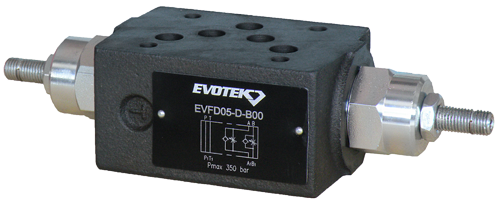 Evotek Flow Control Valve